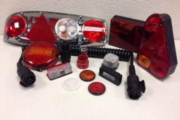 Led Lampen Aanhangwagen : Aanhangwagen onderdelen nodig bestel veilig en snel bij mammuth