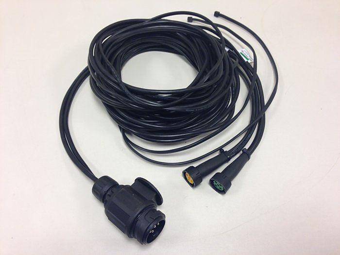 13 polige stekker 7 meter kabel 58 2040 257 mammuth. Black Bedroom Furniture Sets. Home Design Ideas
