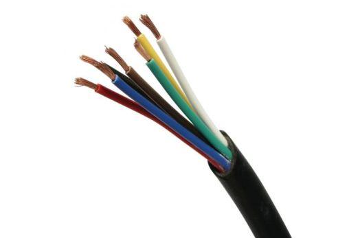 5 aderig kabel per meter mammuth. Black Bedroom Furniture Sets. Home Design Ideas